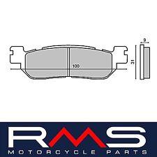 Paar Bremsbeläge Vorne Yamaha Cellow 225 1997> Rms 225102660 Bremsen