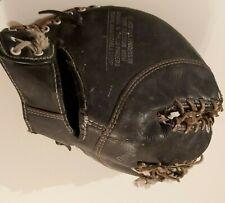 GANT BASE BALL CANADA Spalding ancien rare Collection sport américain Cuir