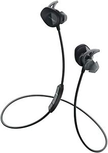 Bose SoundSport Wireless Water-Resistant Headphones - Black (BRAND NEW, SEALED)