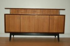 Mahogany Brown Sideboards, Buffets & Trolleys with 3 Drawers