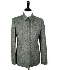 New listing Lauren Ralph Lauren~Herringbone Lambswool Lined Zip Equestrian Jacket~Womens 6