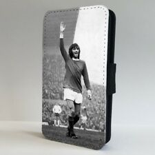 George Best Manchester United FC FLIP PHONE CASE COVER for IPHONE SAMSUNG