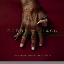 BOBBY WOMACK - THE BRAVEST MAN IN THE UNIVERSE  CD NEU