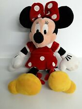 "The Disney Store Genuine Minnie Mouse 15"" Plush Soft Toy"