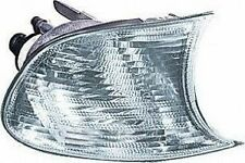 BMW E46 3-Series OEM Front Right Turn Signal Light With White Lens NEW