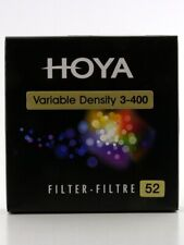 Hoya Filter ND3- ND400 Graufilter variable 52 mm