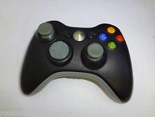 Xbox 360 Controller Wireless Black Official Microsoft NSF-00001