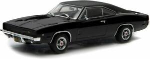 Bullitt DODGE CHARGER model car from Steve McQueen's 1968 1:43 GREENLIGHT 86432