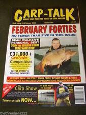 Carp Talk Fishing Sports Magazines