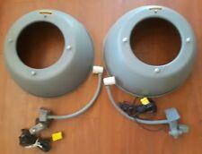 Pair Vintage Model 2 Kodak Pola-Light units