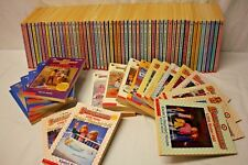 Lot of 73 BABYSITTERS CLUB + MYSTERY + LITTLE SISTER Scholastic Paperback BOOKS