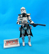 Star Wars RotS Clone Commander from Clone Trooper to Storm Trooper Set