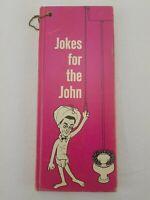 1961 Kanrom Hardcover Book Jokes for the John Humour