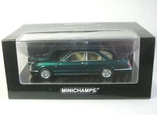 Bentley Continental R 1991-2002 Vert Métallique 1 43 Minichamps