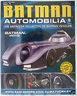 Eaglemoss BATMAN Automobilia Issue 1 BATMAN The MOVIE Batmobile : Magazine Only