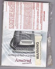 Amstrad User Manual Vintage Computing