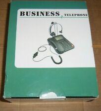 Business Telephone 602e Service Office Desk Phone Black No Headset Unsealed Nib