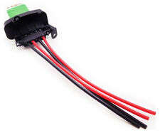Heater Resistor + Wiring Harness Fits Mercedes-Benz Vito AMHR60+HR38WIRME