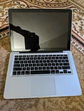 Apple MacBook Pro 13-Inch i5 2.3GHz, 8GB RAM, 240GB SSD, A1278 (Early 2011)