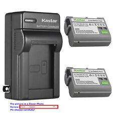 Kastar Battery Wall Charger for Nikon EN-EL15 EN-EL15a Nikon D7000 DSLR Camera