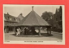 More details for the butter cross oakham rutland rp pc unused towne ref q317