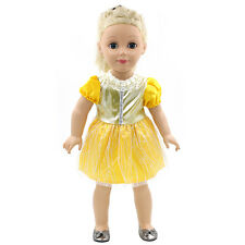 """Hot New Sale Doll Clothes fits 18"""" American Girl Handmade Clothes Skirt Set"""