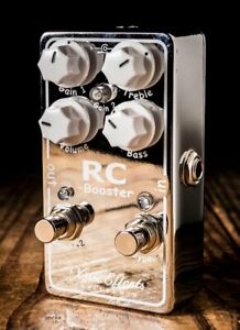 Xotic RC Booster V2 - Booster Pedal - Free Shipping