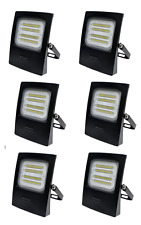 2 Xflood Light LED 50 Watt 4750 Lumens Waterproof 240 Volt Exterior Flood Lights