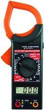 Dt266 Digital Clamp Meter Acdc Multimeter Ohmmeter Temperature Measurement