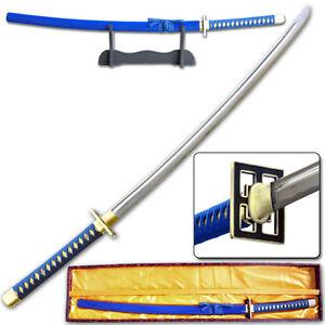 Full Tang Byakuya Kuchiki Sword (Handmade) Senbonzakura High Carbon Stainless