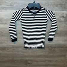 Primary Kids 6/7 Long Sleeve Striped Shirt NWOT