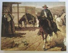 ART OF THE OLD WEST 1971 KNOPF IN SLEEVE 1ST ED LIM ED 33/450 SIGNED GILCREASE
