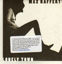 (CP514) Max Rafferty, Lonely Town - 2011 DJ CD
