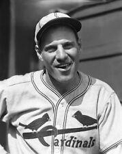 1937 St Louis Cardinals LEO DUROCHER Vintage 8x10 Photo Baseball Poster Print