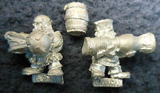 1988 Dwarf Flame Thrower Citadel Fire War Machine Cannon Imperial Warhammer Army