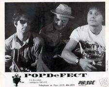 POPDefect PROMO PHOTO Pop Defect Flipside promo 8X10