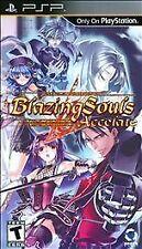 Blazing Souls: Accelate (Sony PSP, 2010)
