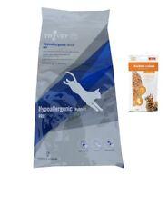 3kg Trovet RRD Hypoallergenic Kaninchen Katzenfutter + 85g Frischebeutel