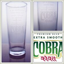 BEER GLASS CERVEJA COBRA