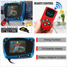12/24V Car Truck Diesel Parking Heater LCD Monitor Controller+Red Remote Control