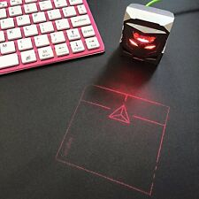 ODiN Aurora - The World's First Projection Mouse / Trackpad (Silver)