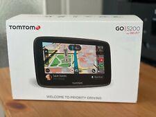 TomTom Go 5200 WiFi / SIM / Lifetime Updates Navigationssystem