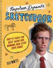 Napoleon Dynamite Sketchbook, Eding, June, 0843121823, Book, Good