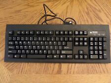 Vintage MICRO KB5911 KEYBOARD PC COMPATIBLE  GOOD CONDITION WORKS FINE