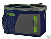 Thermos Radiance Insulated Picnic Camping Cool Bag Navy Blue Assorted Sizes