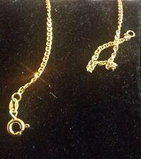 "16"" 14K Gold Necklace B26"