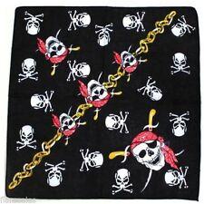 Bufandas de hombre bandanas color principal negro