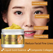 Anti-aging Gold Face Mask Collagen Whitening Moisturizing Skin Careg