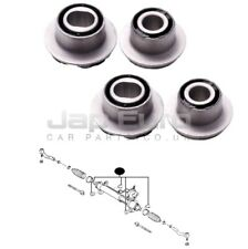 FOR TOYOTA RAV4 1.8i 2.0 D4D 00-05 POWER STEERING RACK ARM BUSHES KIT