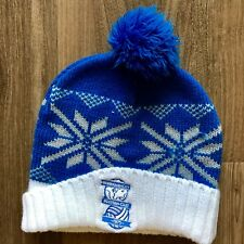 Men's Winter Hat - Blue Birmingham Football Club / Soccer England Souvenir